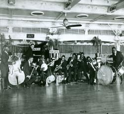 Caption: Fate Marable Orchestra