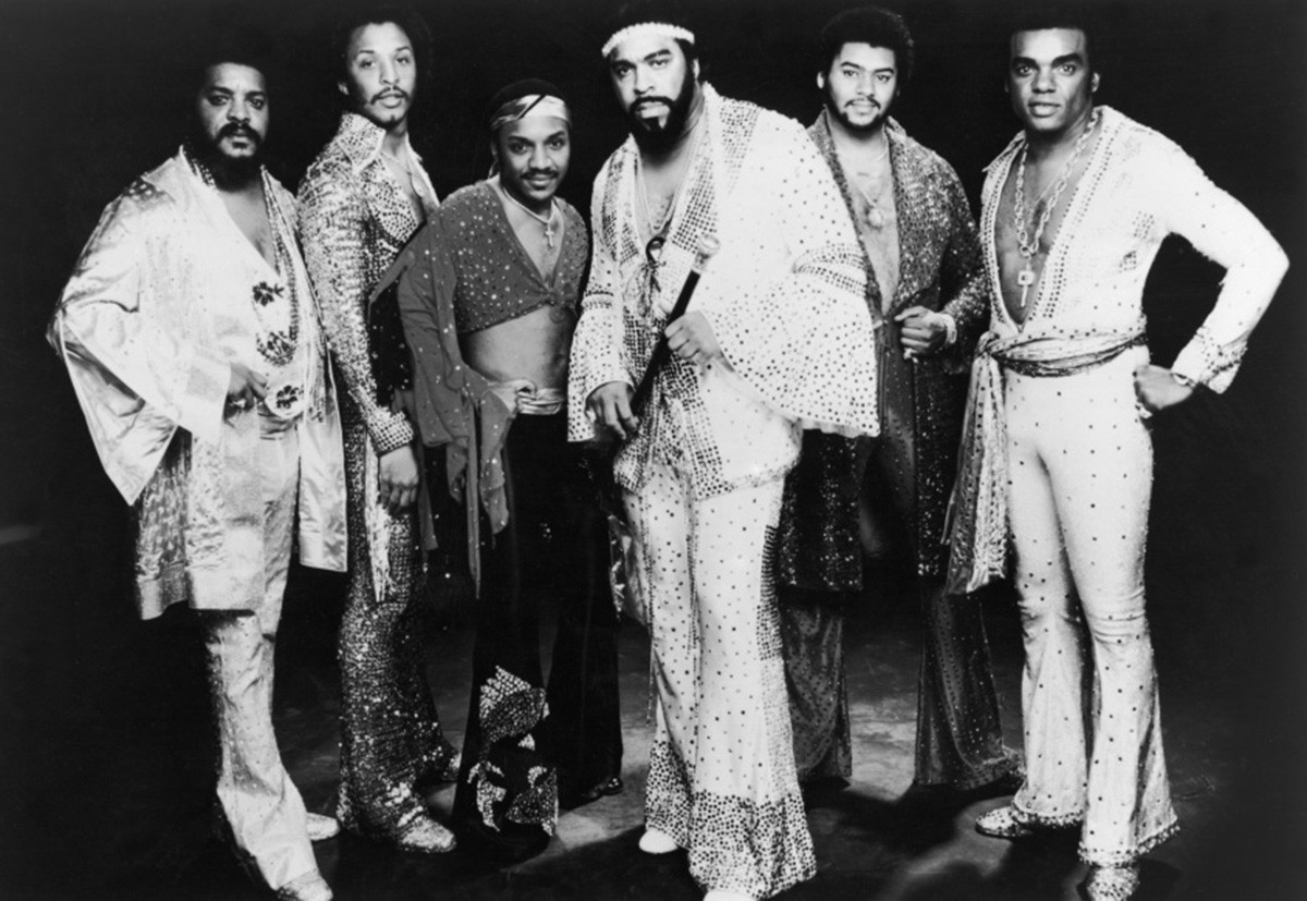 Caption: The Isley Brothers