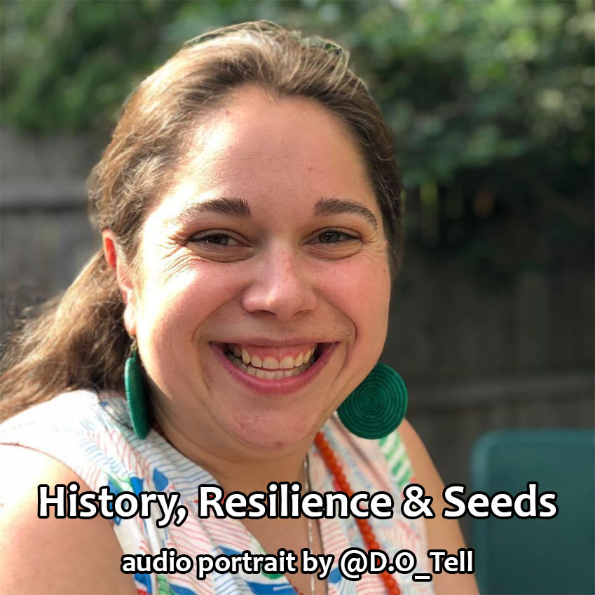 Caption: Sherry Manning, Founder Global Seed Savers