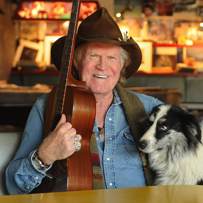 Caption: Billy Joe Shaver