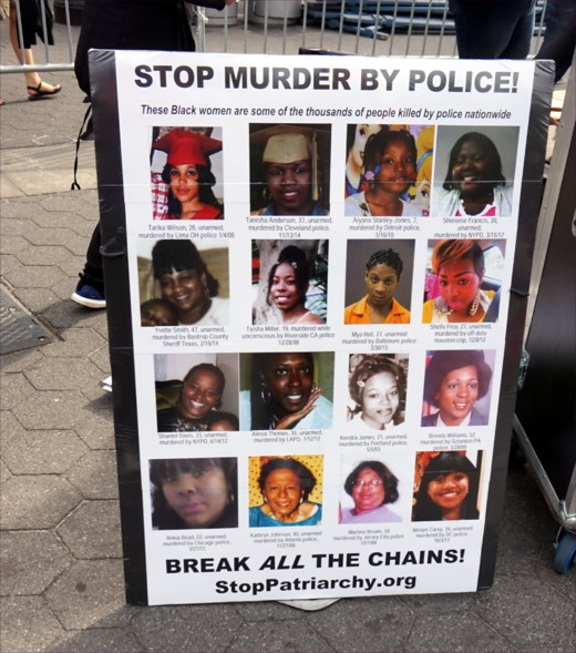 Caption: #SayHerName, Credit: Wikimedia Commons