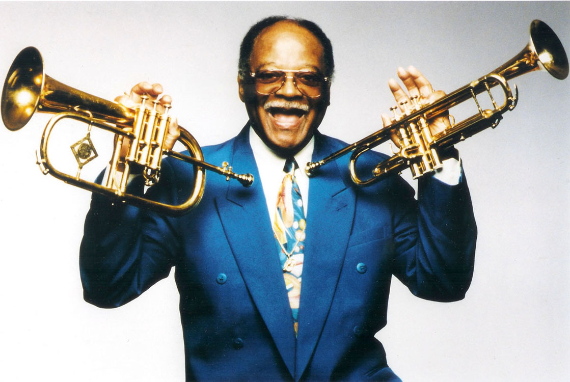 Caption: Clark Terry