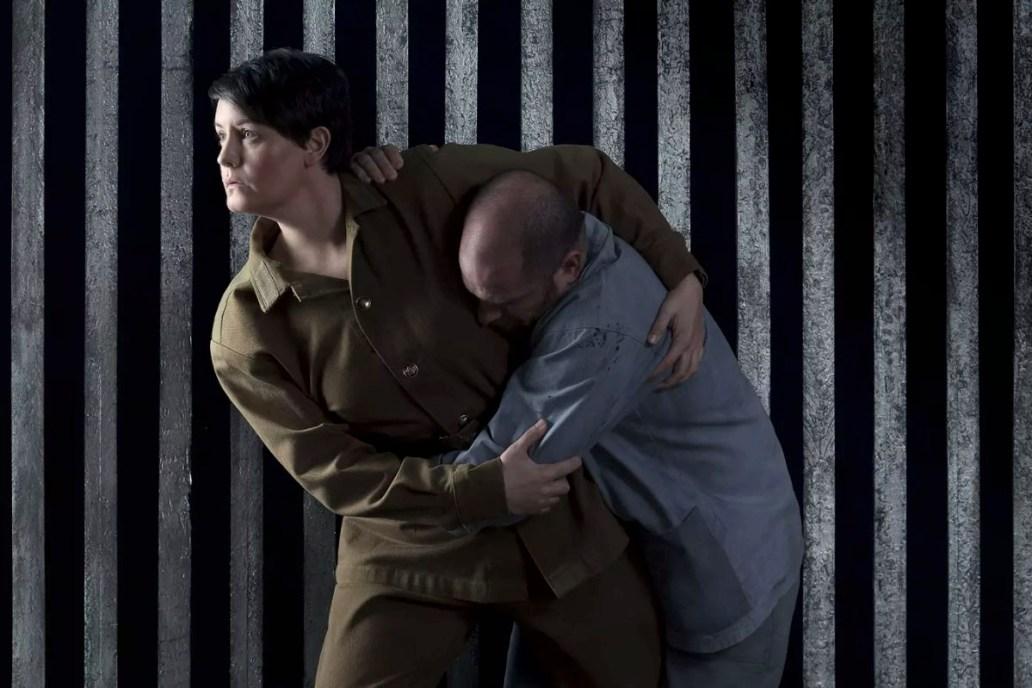 Caption: La producción teatral Fidelio de la Ópera Nacional de Washington, Credit: Courtesy of Washington National Opera