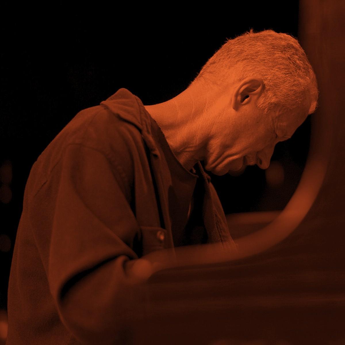 Caption: Keith Jarrett