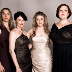 Caption: Quince Ensemble, Credit: Karjaka Studios