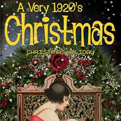 Caption: 1920s Christmas