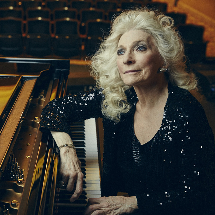 Caption: Judy Collins