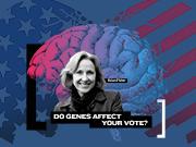 Caption: Do Genes Affect Your Vote? , Credit: Intelligence Squared U.S.