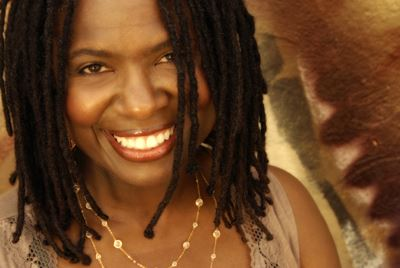 Caption: Ruthie Foster at Big Top Chautauqua, Credit: Ruthie Foster