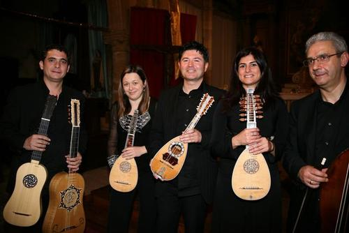 Caption: Artemandoline Baroque Ensemble, Credit: Artemandoline Baroque Ensemble