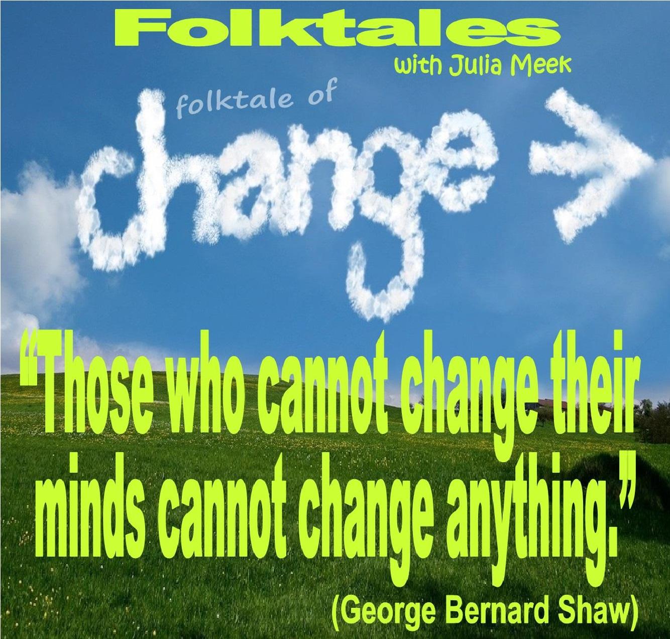Caption: WBOI's Folktale of Change, Credit: Julia Meek