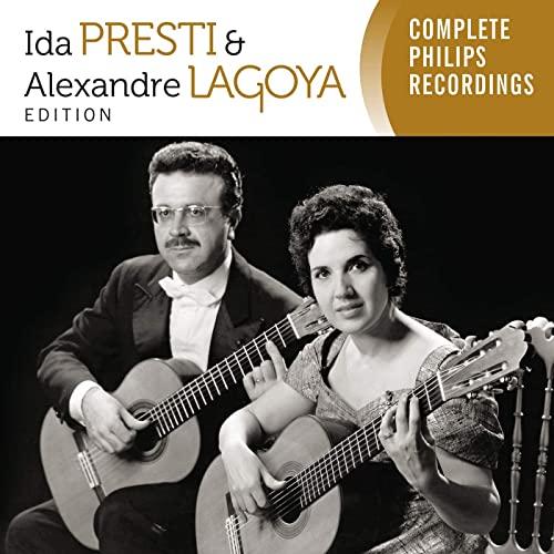 Caption: Presti Lagoya Duo, Credit: Universal Music