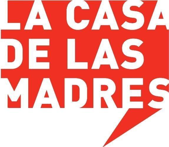 Caption: Logo: La Casa de las Madres