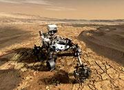 Caption: Mars Attracts, Credit: Seth Shostak