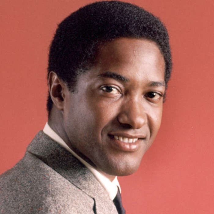 Caption: Sam Cooke