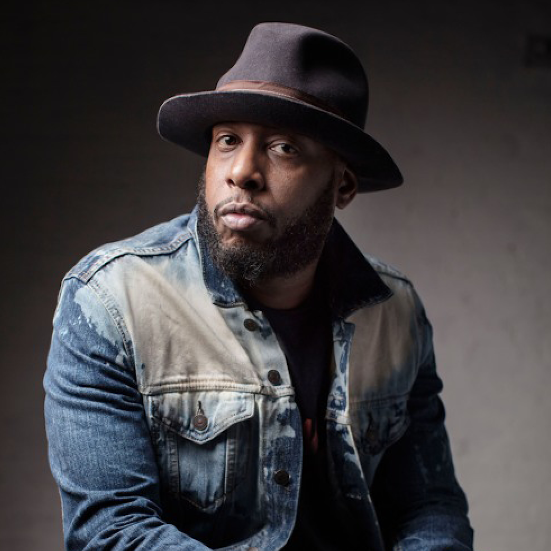 Caption: Talib Kweli