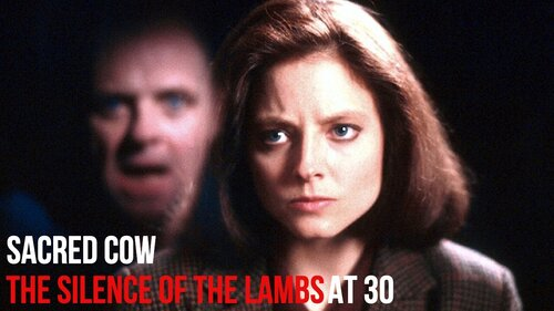 Caption: Jodie Foster in 1991's 'Silence of the Lambs'