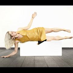 Caption: Showpony (Laura Nygren)