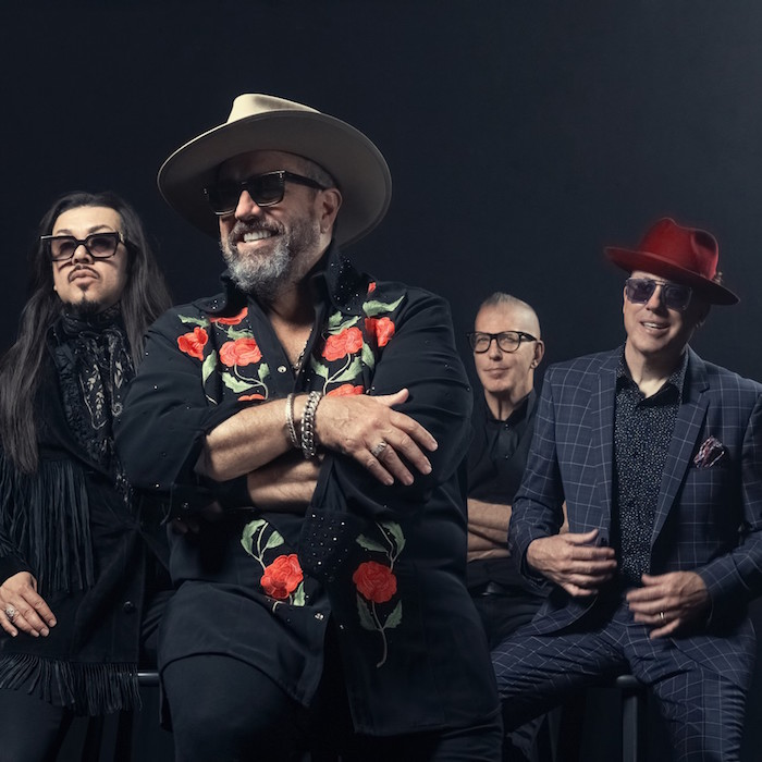 Caption: Raul Malo and the Mavericks
