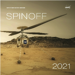 Caption: Spinoff 21 has been published online by NASA., Credit: NASA