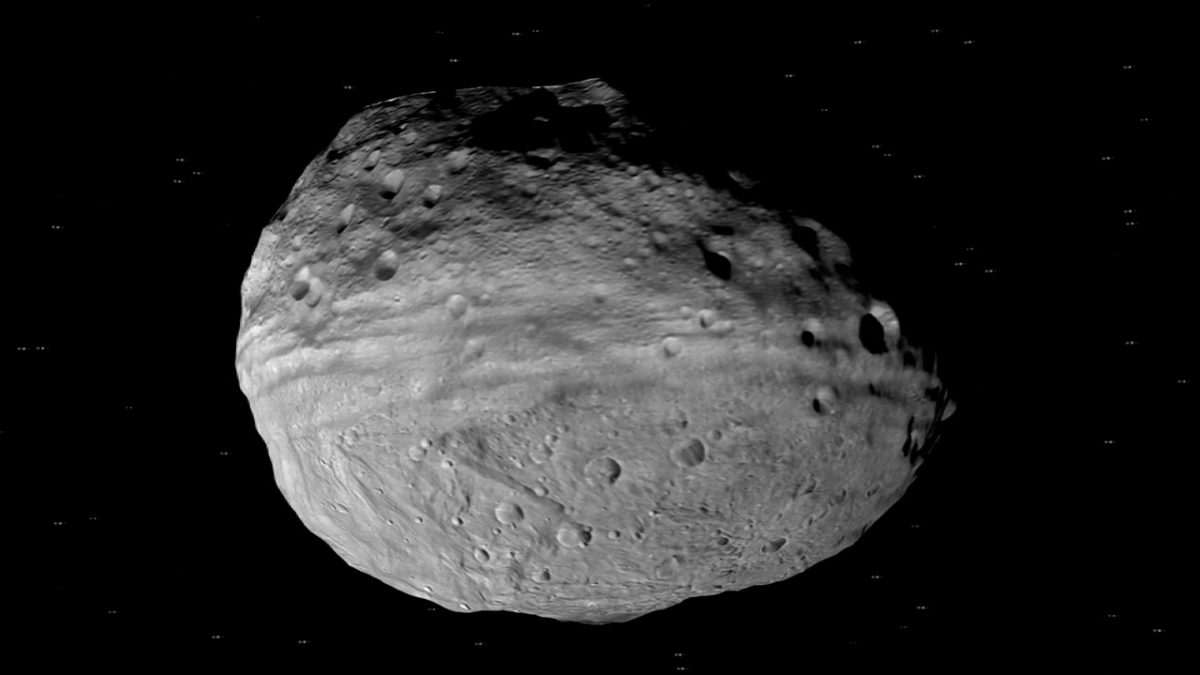 Caption: Vesta, Credit: NASA