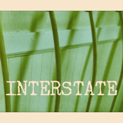 Caption: Interstate Logo