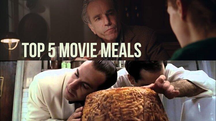 Caption: Top 5 Movie Meals