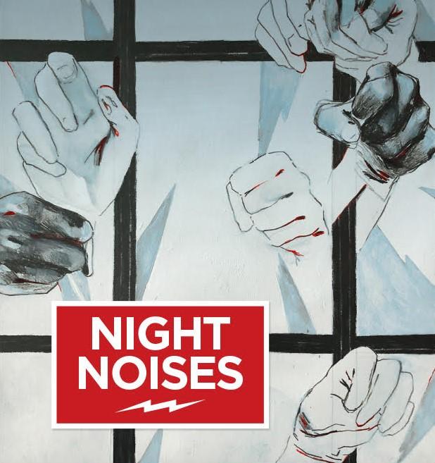 Caption: Night Noises graphic illustration, Credit: Catherine McGuigan