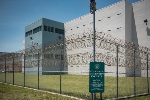 Caption: Joseph V. Conte Facility., Credit: Broward County Sheriff's Office