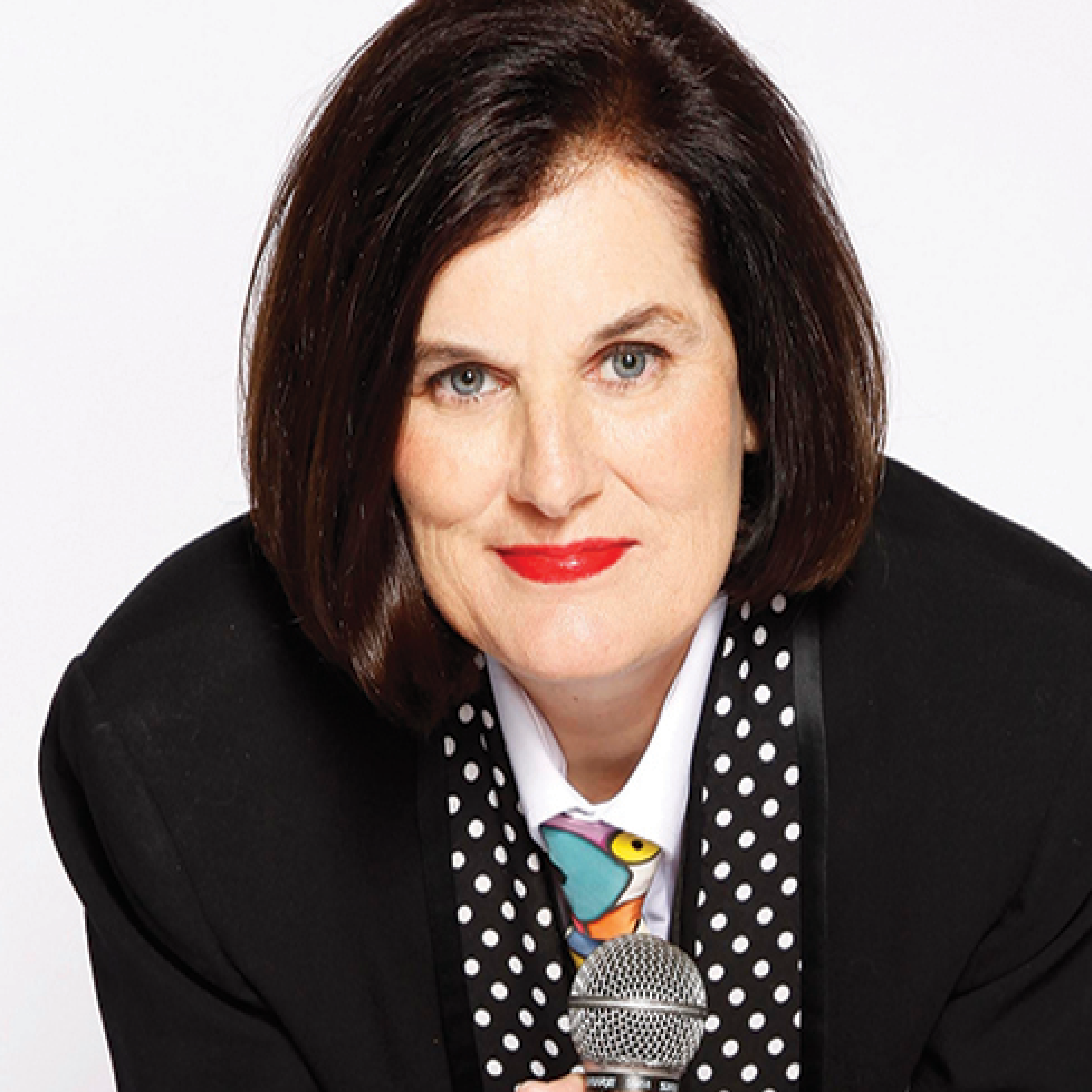 Caption: Paula Poundstone