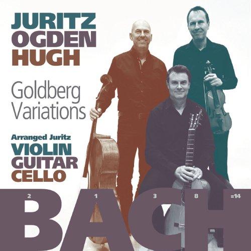 Caption: Bach Goldberg Variations cd, Credit: Nimbus Alliance