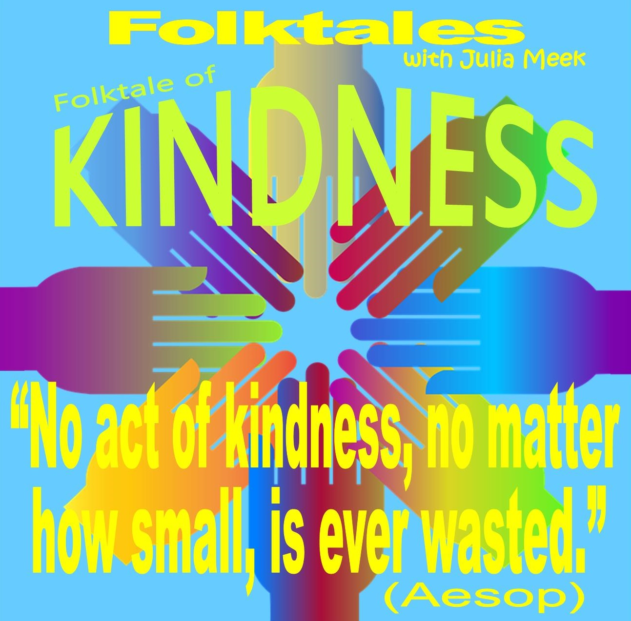 Caption: WBOI's Folktale of Kindness, Credit: Julia Meek