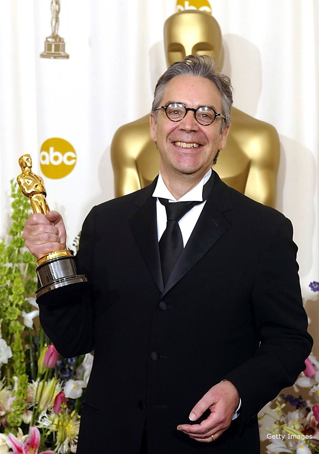 Caption: Howard Shore, Credit: Academy of Motion Picture Sciences