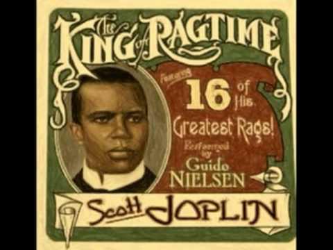 Caption: Scott Joplin