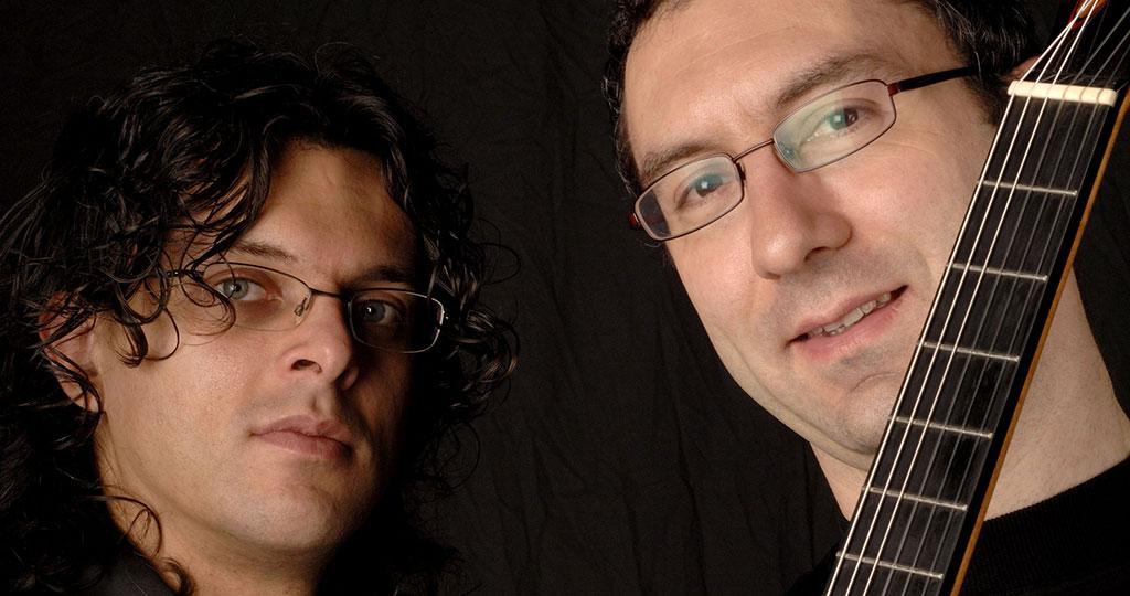 Caption: Duo Bandini-Chiachiaretta, Credit: Duo Bandini-Chiachiaretta
