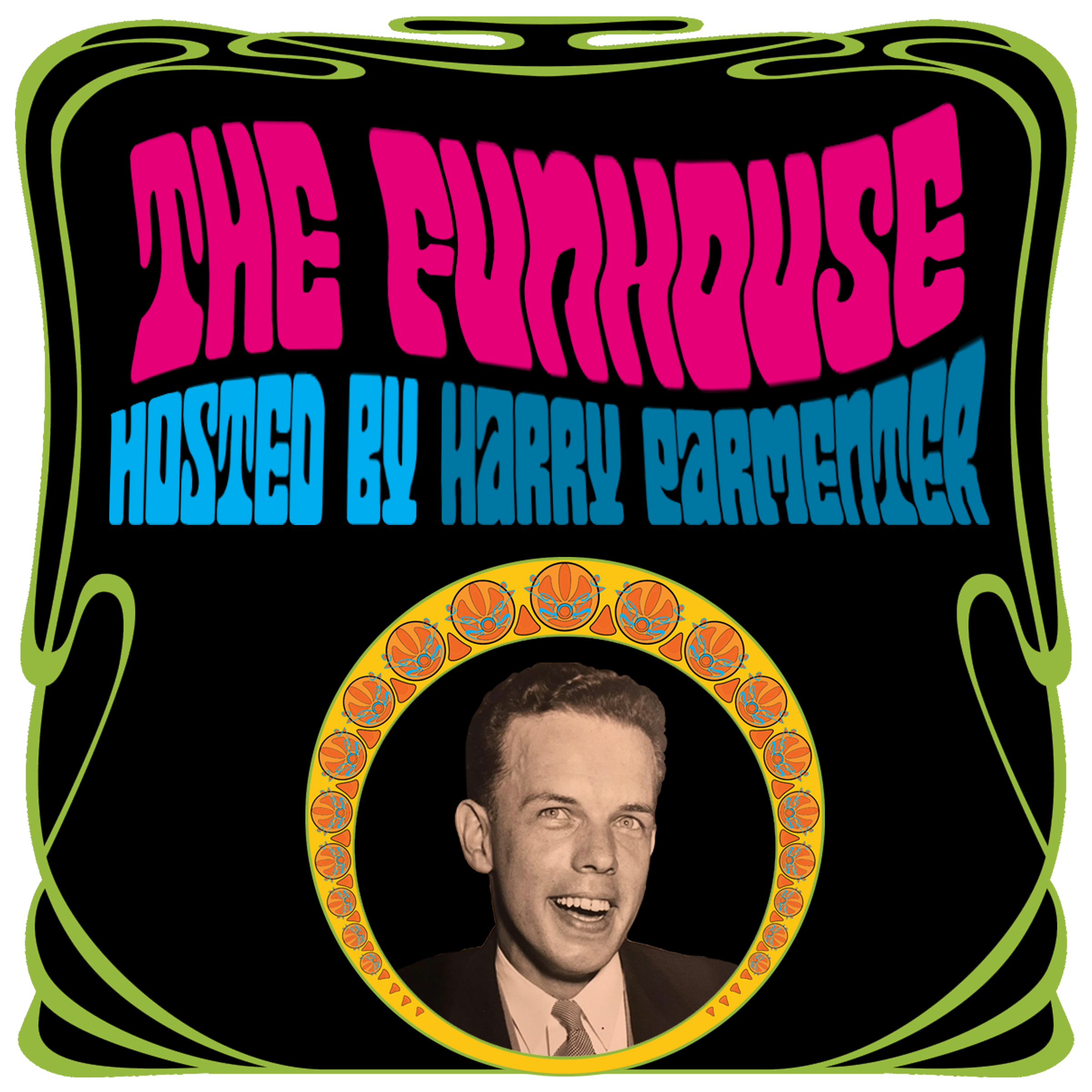 Caption: Join Harry Parmenter for sixty minutes of mayhem in THE FUNHOUSE , Credit: Emeline Haston