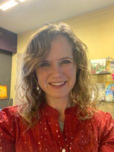 Caption: Mara Hanel - Executive Director of the NW Minnesota Arts Council
