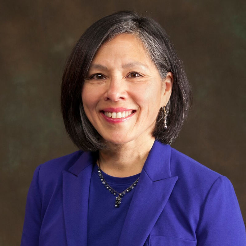 Caption: Rosemary Kamei of the Silicon Valley Education Foundation., Credit: Silicon Valley Education Foundation