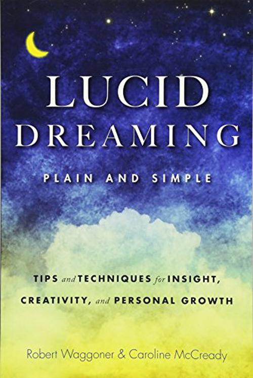 Caption: Robert Waggoner's Lucid Dreaming, Credit: dreaminglucid.com