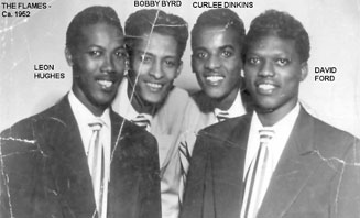 Caption: Bobby Byrd and the Flames