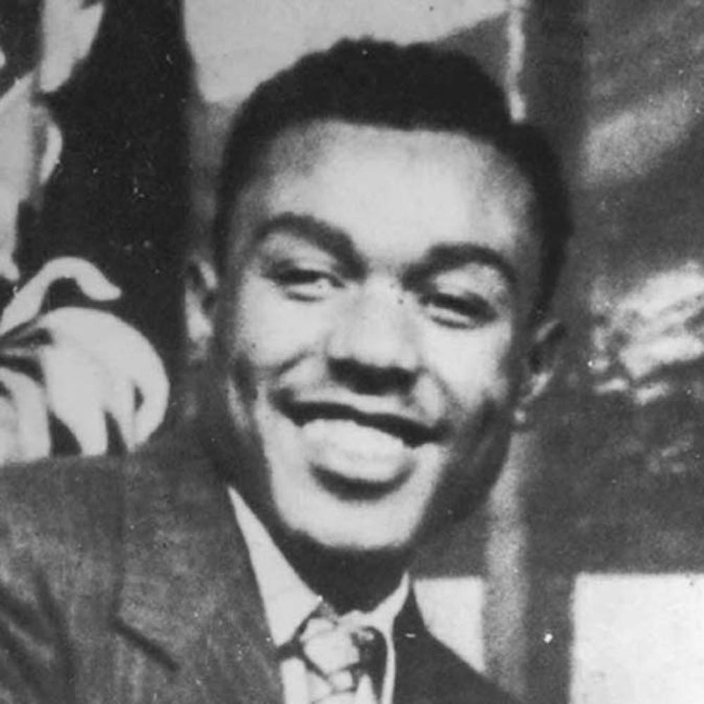 Caption: Willie Edwards Jr. died in 1957. He was killed by Klansmen who told him to either jump off a bridge or be shot., Credit: Malinda Edwards and Mildred Betts