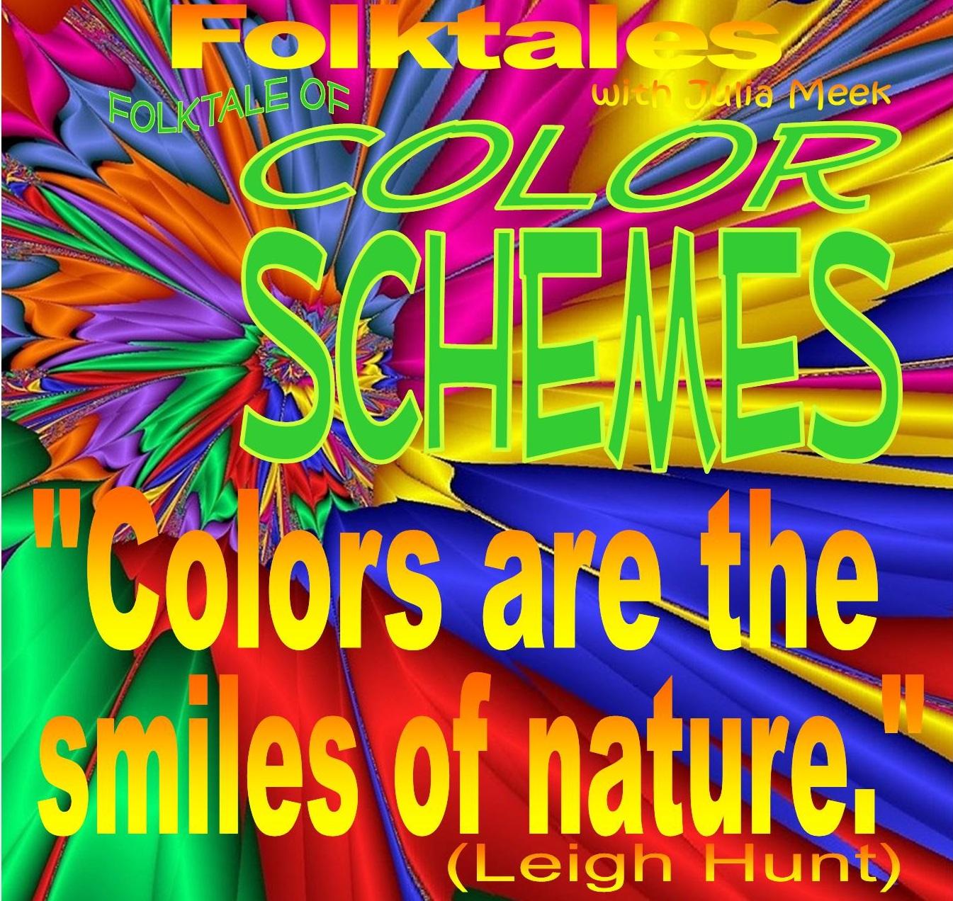 Caption: WBOI's Folktale of Color Schemes, Credit: Julia Meek