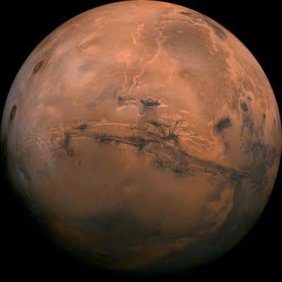 Caption: Mars, Credit: NASA