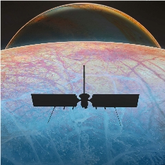 Caption: We are on the cusp of exploring what may be the best place in our solar system to look for life beyond Earth. That place is Jupiter's moon Europa., Credit: NASA/ Jet Propulsion Laboratory-Caltech