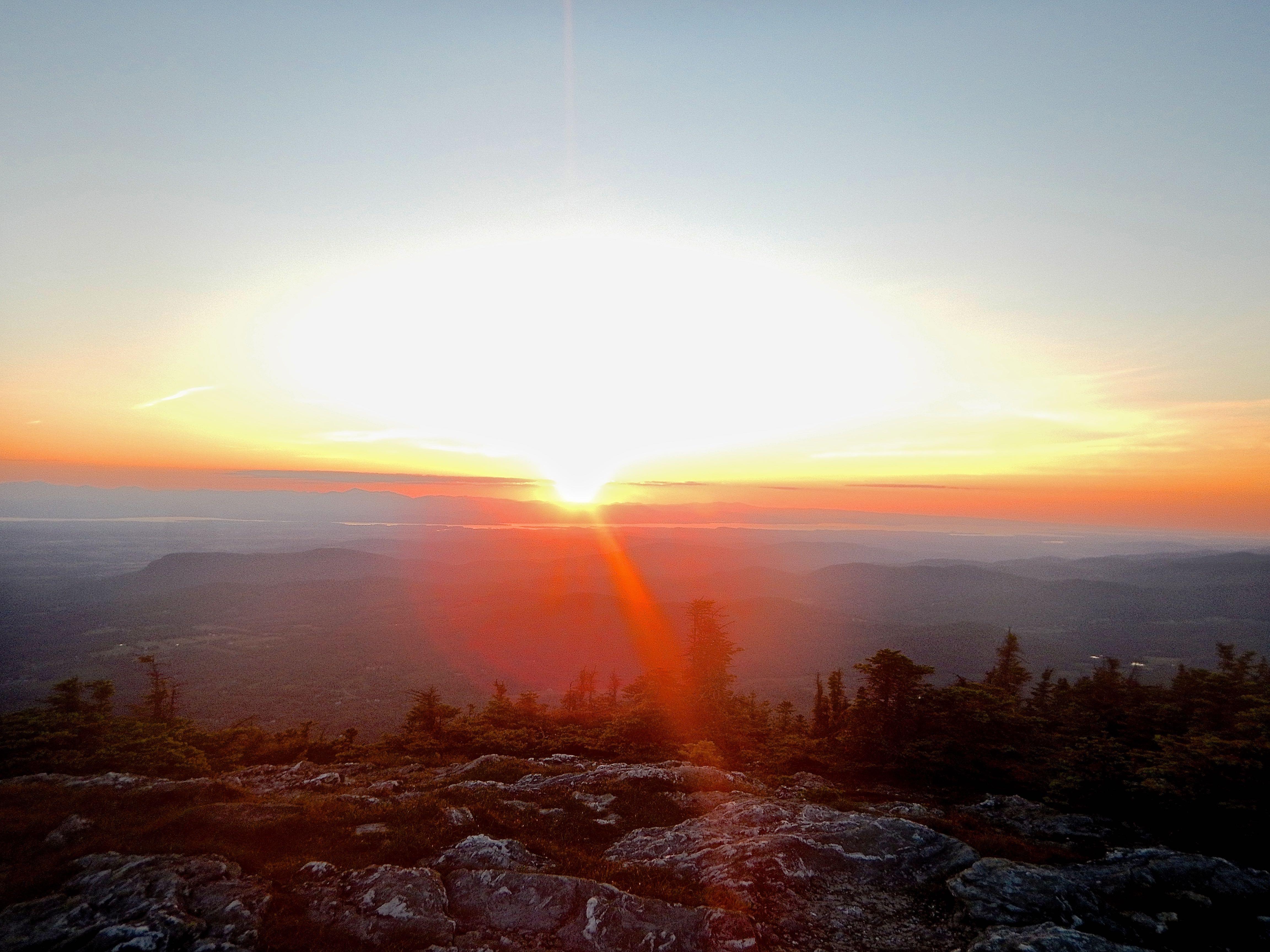 Caption: Sunsetter