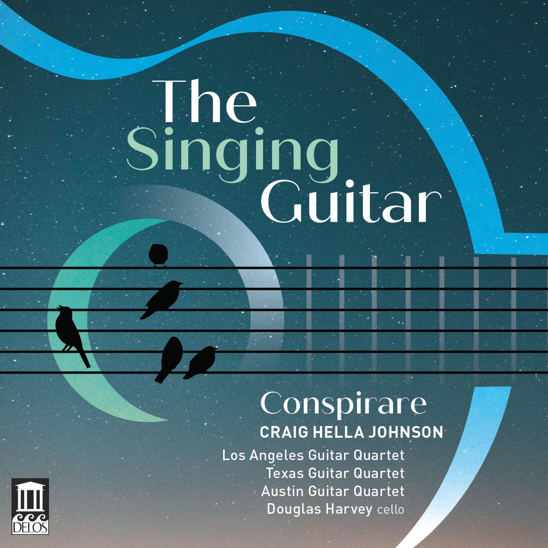 Caption: The Singing Guitar cd, Credit: Conspirare