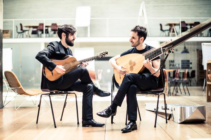 Caption: Daniel and Pablo Zapico, Credit: Daniel and Pablo Zapico
