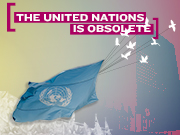 Caption: Is the U.N. Obsolete?, Credit: Intelligence Squared U.S.