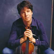 Caption: Joshua Bell