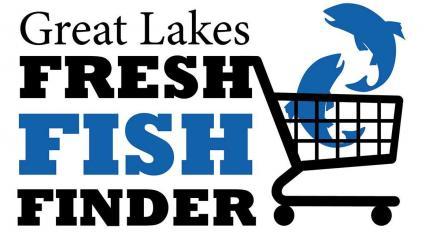 Caption: Great Lakes Fresh Fish Finder